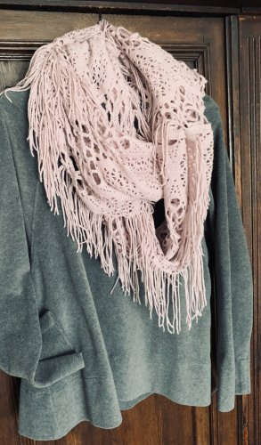 edc by Esprit Tube Scarf rose-gold-coloured-pink mixture fibre