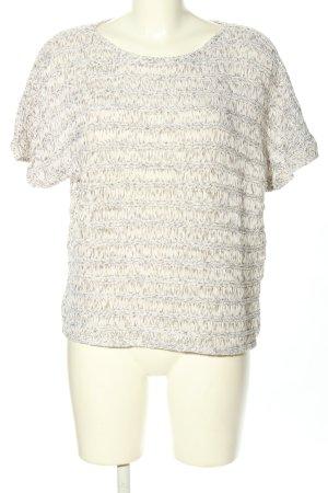 edc Crochet Shirt cream casual look