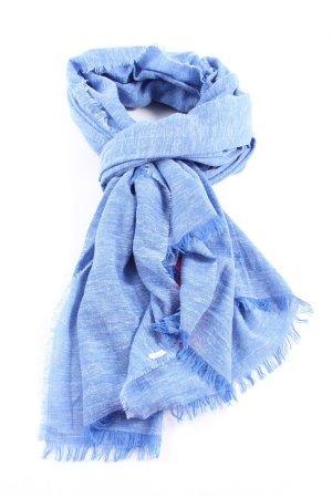 edc Apaszka niebieski Melanżowy W stylu casual