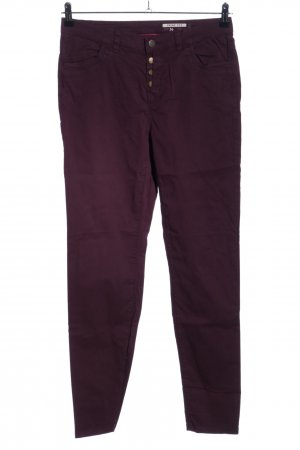 edc High-Waist Hose braun Casual-Look