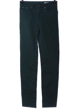edc High-Waist Hose grün Casual-Look
