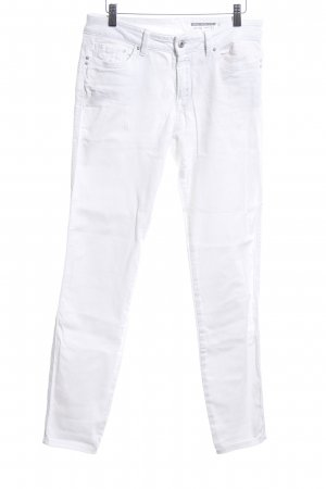 edc Hoge taille jeans wit casual uitstraling