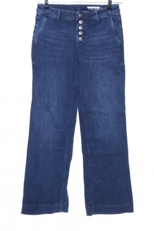 edc High Waist Jeans blau Casual-Look