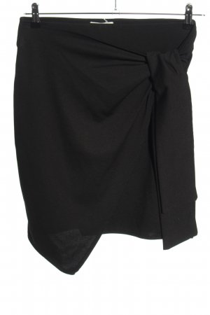 edc High Waist Rock schwarz Business-Look