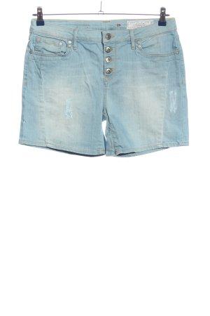 edc Short en jean bleu style décontracté
