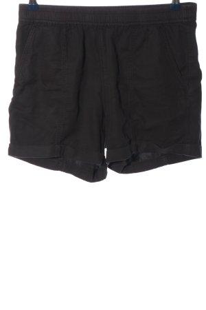 edc High waist short zwart casual uitstraling