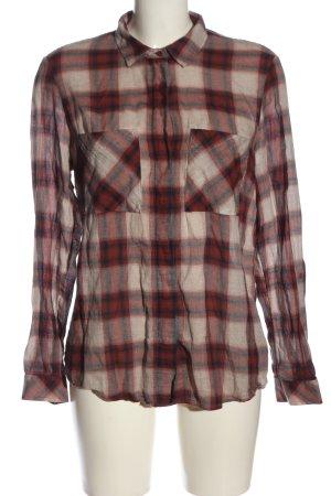 edc Lumberjack Shirt animal pattern casual look