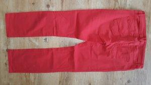 edc by Esprit Pantalone a vita bassa rosso