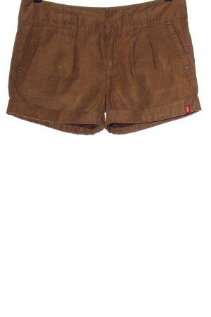 edc Hot Pants braun Casual-Look