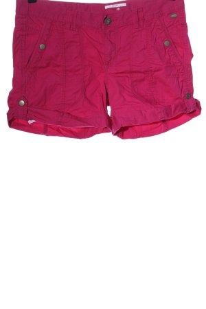 edc Hot Pants pink Casual-Look