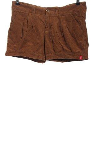edc Hot pants marrone stile casual