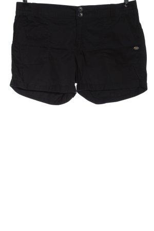 edc Hot Pants schwarz Casual-Look