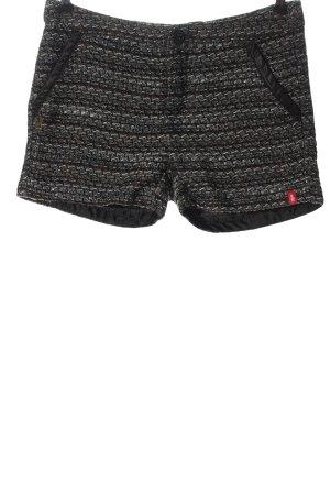 edc Hot Pants meliert extravaganter Stil