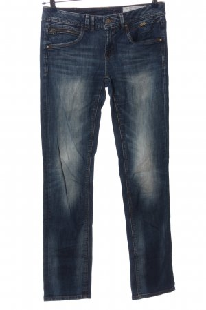 edc Low Rise jeans blauw casual uitstraling