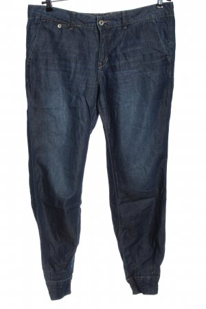 edc Jeans taille basse bleu style décontracté