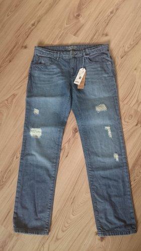 edc Boyfriend Jeans blue
