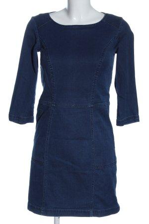 edc Denim Dress blue elegant