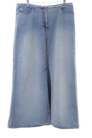 edc Jeansrock blau Casual-Look