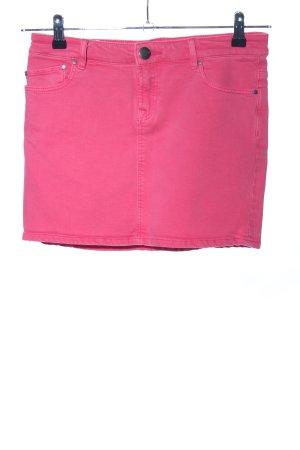edc Gonna di jeans rosa stile casual