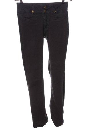 edc Jeansowe spodnie dzwony brązowy W stylu casual