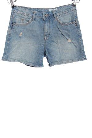 edc Jeansshorts blau Casual-Look