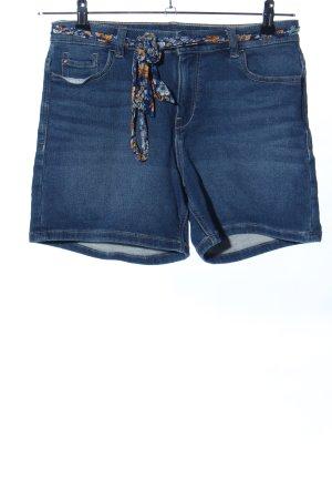 edc Pantaloncino di jeans blu stile casual