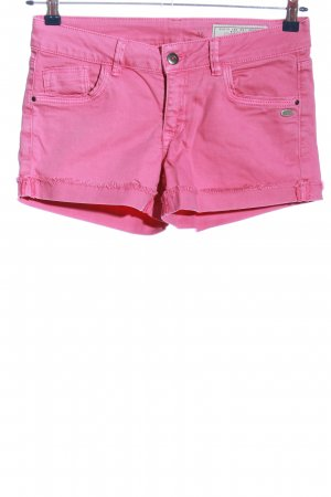 edc Jeansshorts pink Casual-Look