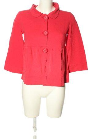 edc Jerseyblazer pink Casual-Look