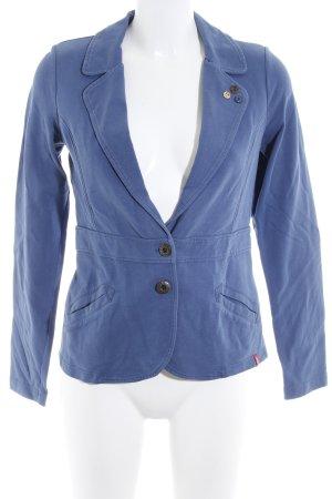 edc Jerseyblazer graublau Casual-Look