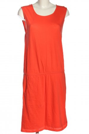 edc Jerseykleid rot Streifenmuster Casual-Look