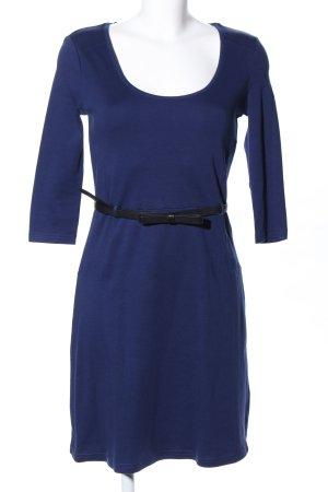 edc Jerseykleid blau Business-Look