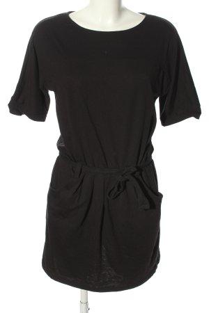edc Jersey Dress black casual look