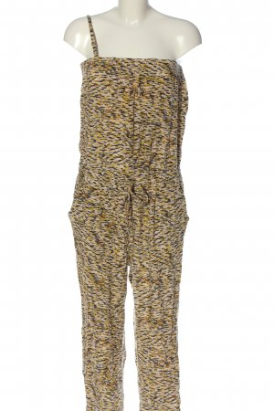edc Jumpsuit Allover-Druck Casual-Look