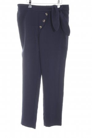 edc Karottenhose blau Business-Look