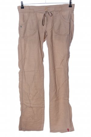 edc Pantalone kaki color carne stile casual