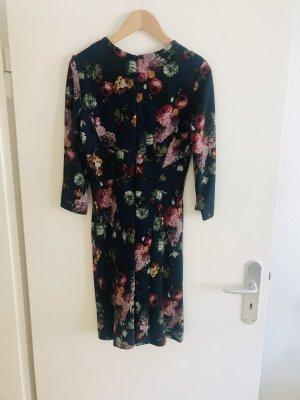 EDC Kleid mit Blumen-Print