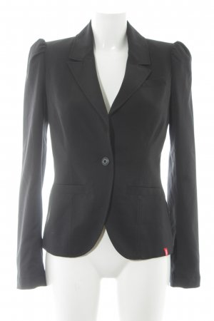 edc Kurz-Blazer schwarz Business-Look