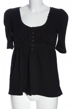 edc T-Shirt black casual look