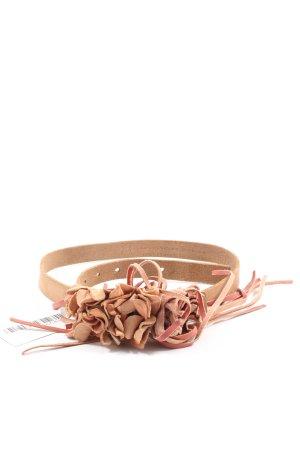 edc Ledergürtel nude-pink Casual-Look