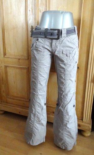 edc by Esprit Cargo Pants light grey