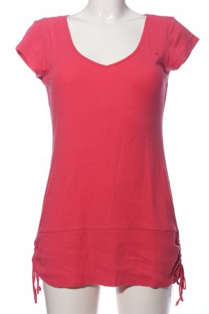 edc T-Shirt pink Casual-Look