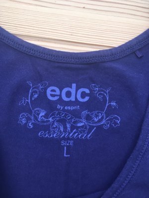 edc by Esprit Top largo lila