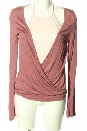 edc Longsleeve pink-creme Casual-Look