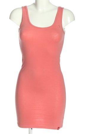 edc Top largo rosa look casual