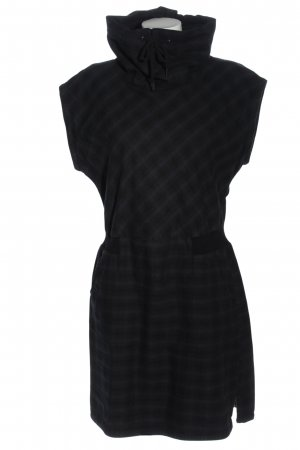 edc Mini Dress black allover print casual look
