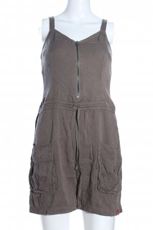 edc Minikleid braun Casual-Look