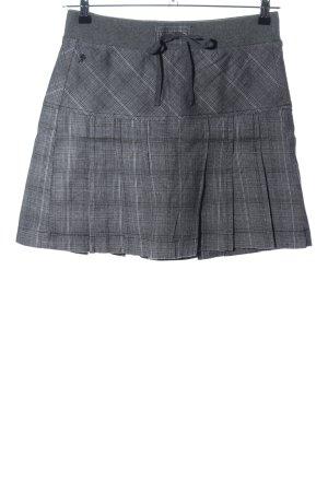 edc Miniskirt light grey allover print casual look