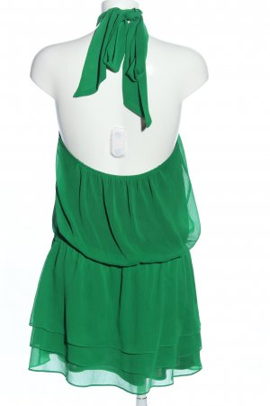 edc Robe dos-nu vert style décontracté