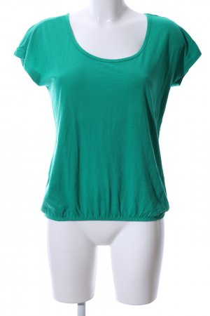 edc One Shoulder Shirt green casual look