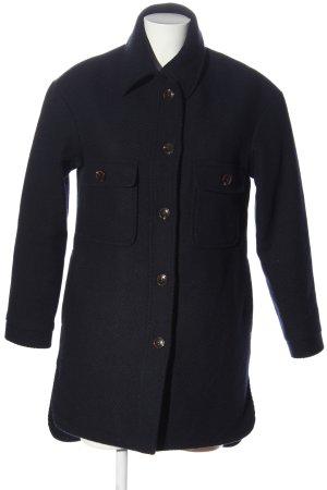 edc Oversized jas zwart casual uitstraling